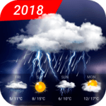 Weather live for pc icon
