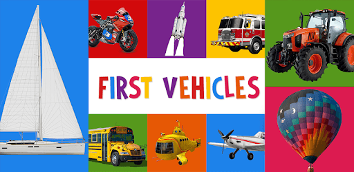 First Words for Baby: Vehicles pc screenshot