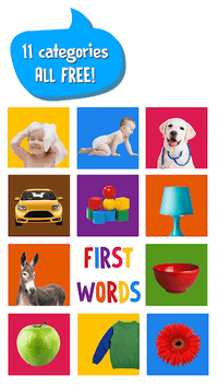 First Words for Baby APK screenshot 1