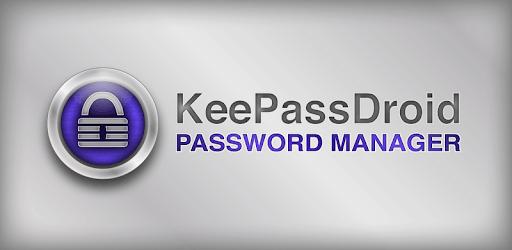 KeePassDroid pc screenshot