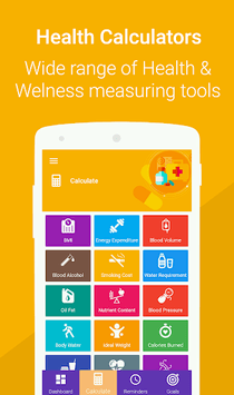 Health Pal - Fitness, Weight loss coach, Pedometer pc screenshot 2