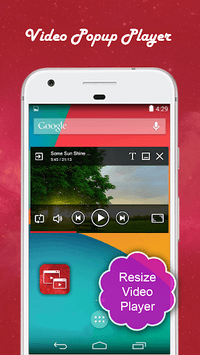Video Popup Player :Multiple Video Popups APK screenshot 1