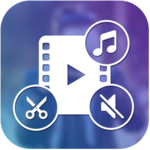 Video to Mp3 : Mute Video /Trim Video/Cut Video icon