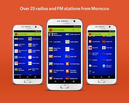Moroccan Radio APK screenshot 1
