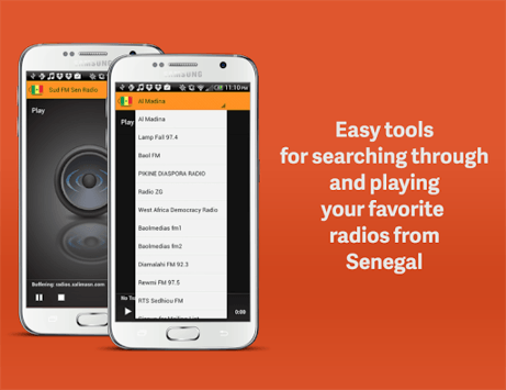 Senegal Radios APK screenshot 1