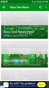 News for XBOX ONE X APK screenshot 1