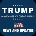 PRESIDENT TRUMP NEWS icon