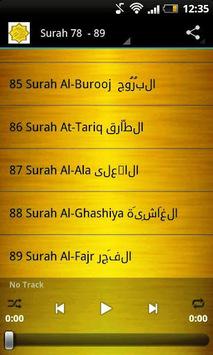 Abdul Basit Quran MP3 APK screenshot 1