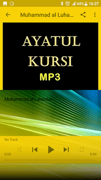 Ayatul Kursi MP3 APK screenshot 1