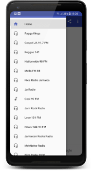 Jamaica Radio APK screenshot 1