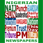 All Nigerian Newspapers icon