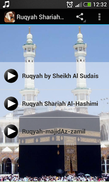Ruqyah Shariah Full MP3 APK screenshot 1