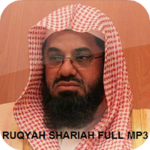 Ruqyah Syar'iyyah Full MP3 icon
