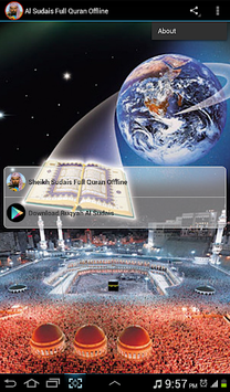 Al Sudais Full Quran Offline APK screenshot 1
