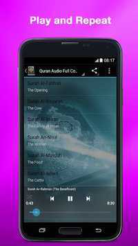 Al Quran MP3 (Full Offline) APK screenshot 1
