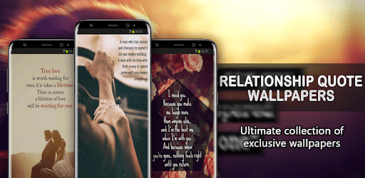 Relationship Quote Wallpapers pc screenshot