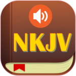 NKJV Audio Bible Free App. for pc icon
