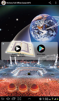 Mishary Full Offline Quran MP3 APK screenshot 1