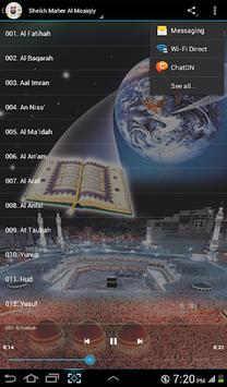 Maher Full Quran No Internet APK screenshot 1