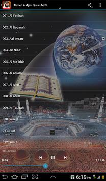 Ahmed Ajmi Full Quran Offline APK screenshot 1