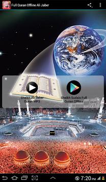 Full Quran Offline Ali Jaber APK screenshot 1