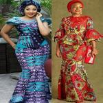 Ankara Skirt & Blouse Designs icon