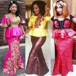 Bamako Skirt & Blouse Styles. icon