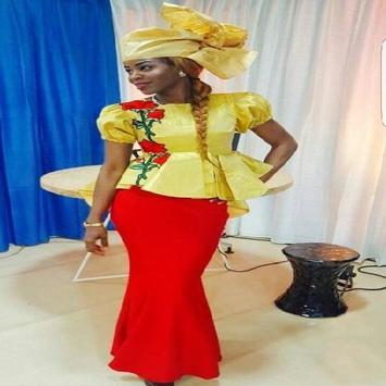 Senegalese Skirt & Blouse. APK screenshot 1