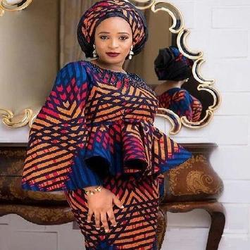 Hausa Skirt & Blouse Styles. APK screenshot 1