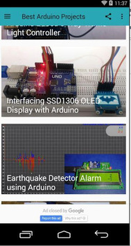 Best Arduino Projects APK screenshot 1