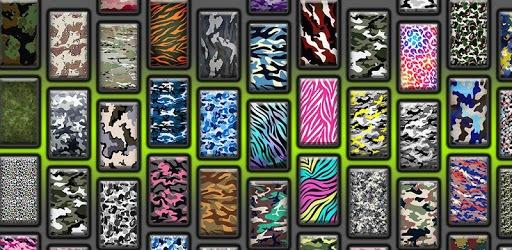 Camouflage Wallpaper pc screenshot