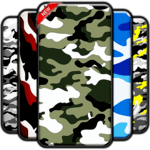 Camouflage Wallpaper icon