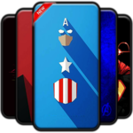 Superhero Wallpaper APK icon