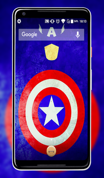 Superhero Wallpaper APK screenshot 1