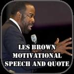 Les Brown Motivation Speech icon
