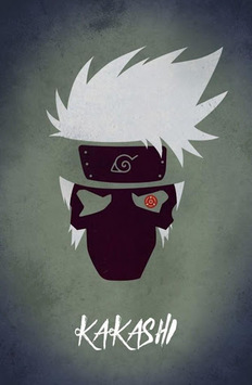 Kakashi wallpaper Art APK screenshot 1
