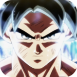 Ultra Instinct Wallpaper Art HD icon