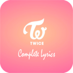 TWICE Lyrics (Offline) icon