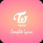 TWICE Lyrics (Offline) icon