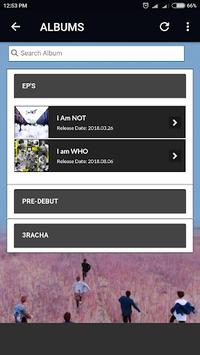 Stray Kids Lyrics (Offline) APK screenshot 1