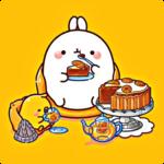 Kawaii Bunny Wallpaper icon