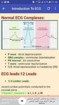 ECG Interpretation Made Easy APK screenshot 1