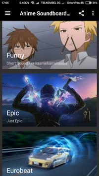Anime Ringtone APK screenshot 1