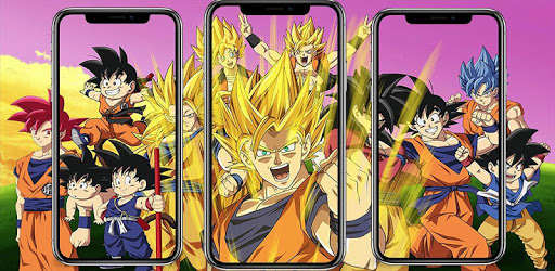Goku Fan Art Wallpaper pc screenshot