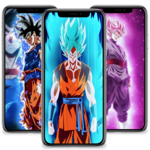 Goku Fan Art Wallpaper APK icon