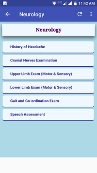 Clinical Skills APK screenshot 1