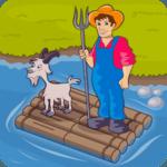 River Crossing IQ Logic Puzzles & Fun Brain Games APK icon