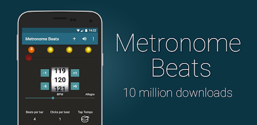Metronome Beats pc screenshot