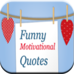 Funny Motivational Quotes APK icon