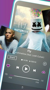 Anghami - The Sound of Freedom APK screenshot 1